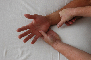 Rolfing aligns the whole body.